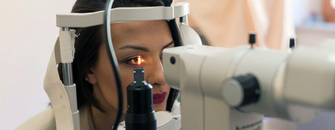 Laser YAG STL catania Terapia del glaucoma